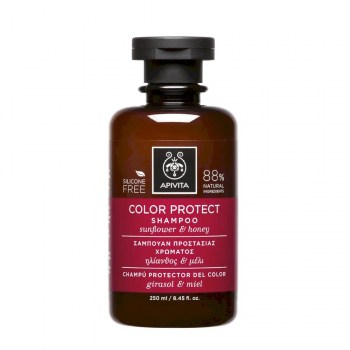 apivita champu protector color 250ml