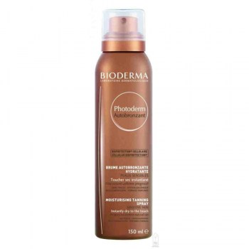 bioderma autobronceador photoderm 150 ml