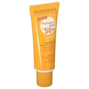 bioderma photoderm max aquafluide spf50 40ml