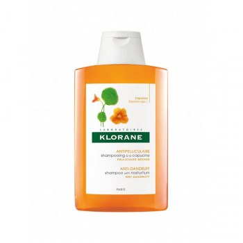 klorane champu capuchina anticaspa 200 ml