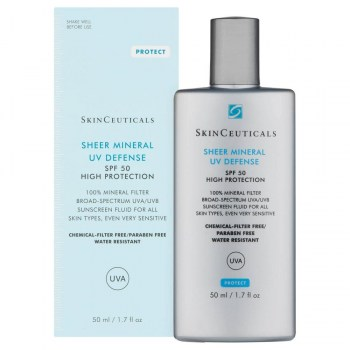 skinceuticals sheer mineral uv defense 50 ml